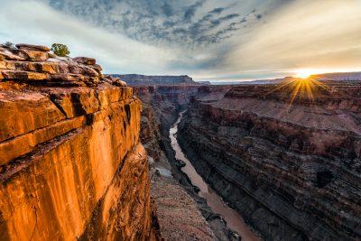 grand canyon toroweap sunrise