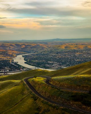 idaho palouse snake river