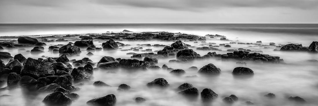 kauai hawaii ocean long exposure