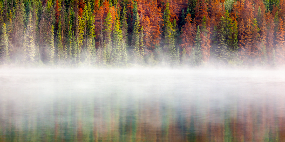 canada jasper lake water